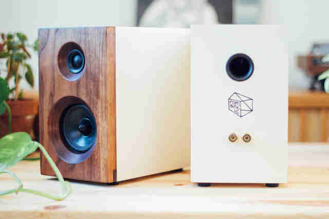 salvage audio speakers