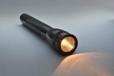 mag lite flashlight