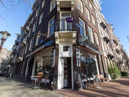 Restaurant Hout Amsterdam