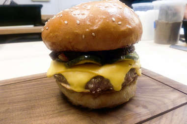 Clyde Common Burger