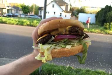 Stoopid Burger Portland
