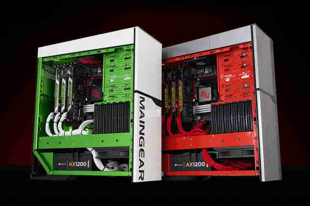 maingear custom gaming pc