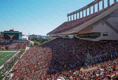 UT Austin football stadium