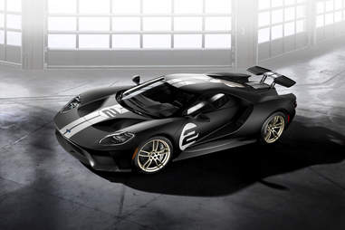 Ford Gt40 Is The Most Quintessential Of All American Cars Thrillist