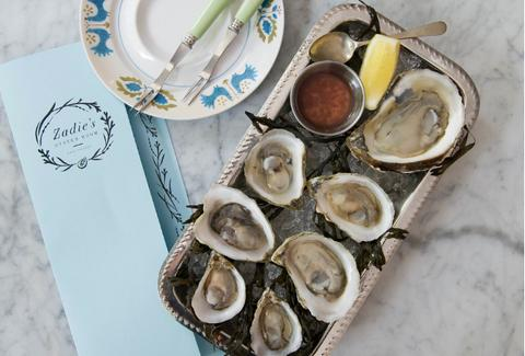 Zadie's Oyster Room in New York City