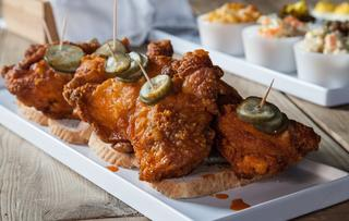 Carla Hall's Southern Chicken