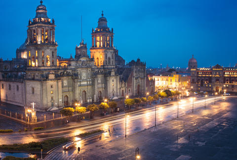 Things to do in mexico city mexico thrillist for Where to stay in mexico city