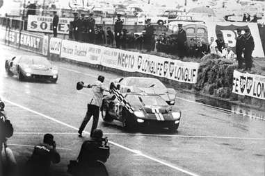 Ford's 1-2-3 finish at Le Mans in 1966 is Legendary