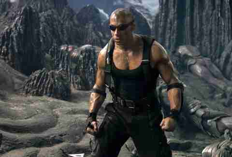 Chronicles of Riddick Vin Diesel