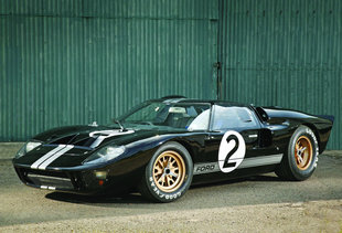 Why the Ford GT40 Is the Quintessential American Car
