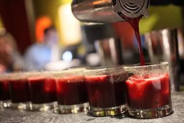 Margaritas at Frontera Grill