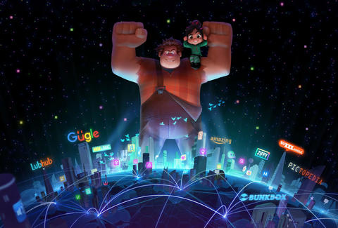 wreck-it ralph 2 in 2018
