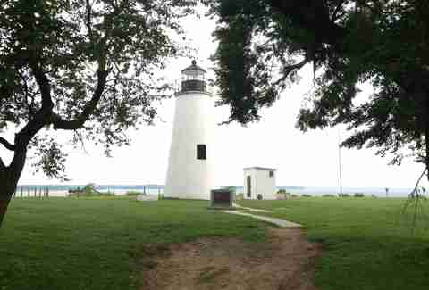 Elk Neck lighthouse