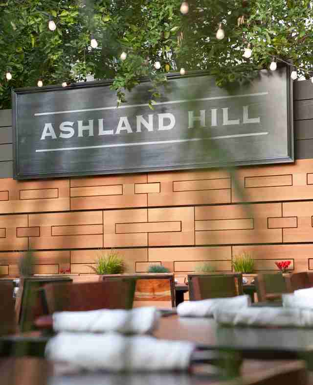 Ashland Hill in L.A.