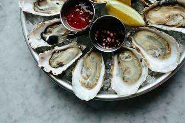 Darling Oyster Bar in Charleston