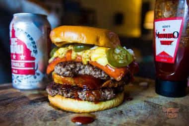 Burger days DC burger