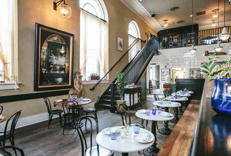 Best Restaurants In Charleston Coolest Hottest Newest