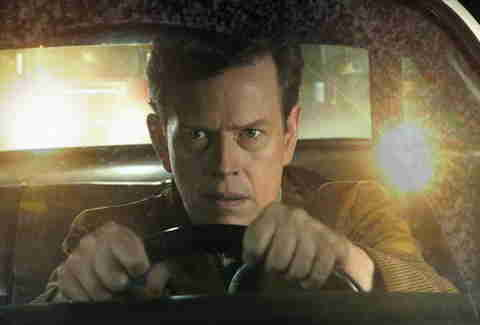 dylan baker burn notice