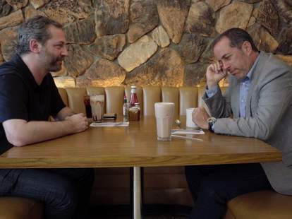 Judd Apatow Comedians in Cars Getting Coffee