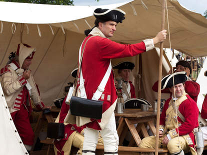 How to Drink Like a Revolutionary Soldier