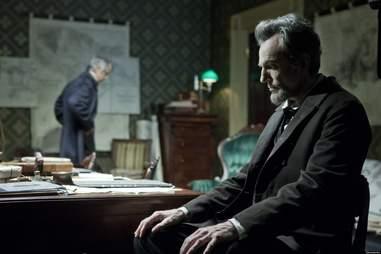 Lincoln Daniel Day-Lewis Steven Spielberg