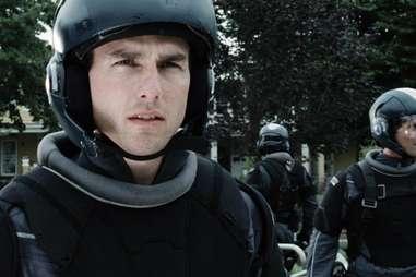 Minority Report Tom Cruise Steven Spielberg