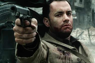 Saving Private Ryan Tom Hanks Steven Spielberg