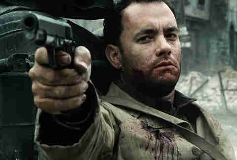 Saving Private Ryan Tom Hanks Steven Spielberg