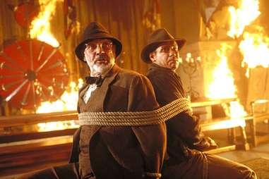 Indiana Jones and the Last Crusade Steven Spielberg