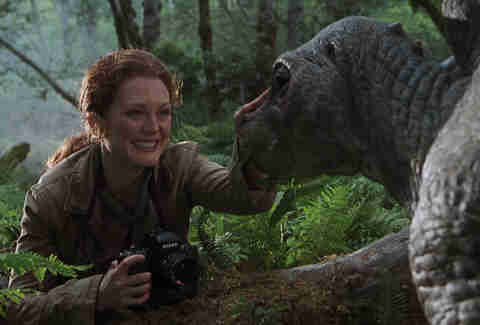 Lost World Julianne Moore