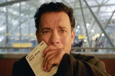 The Terminal Tom Hanks