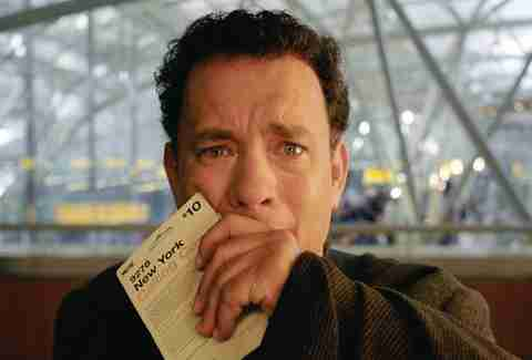 The Terminal Tom Hanks