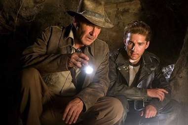 Harrison Ford Indiana Jones and the Kingdom of the Crystal Skull