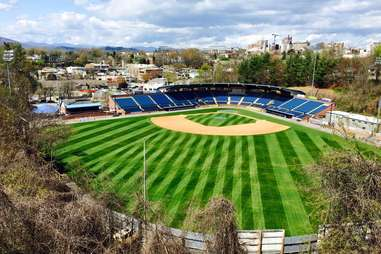 McCormick Stadium Asheville