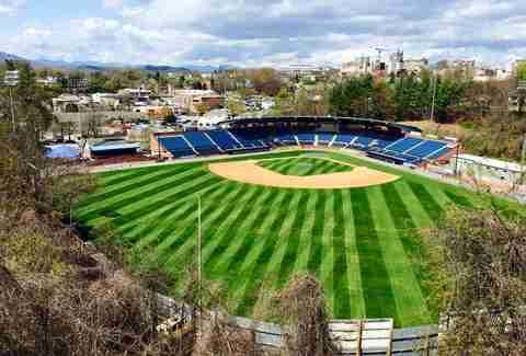 Best Minor League Baseball Team Stadiums Thrillist