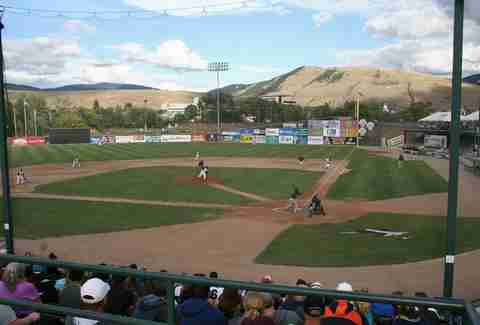 Ogren Park at Allegiance Field Missoula