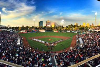 Raley Field Sacramento
