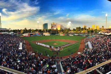 Raley Field Sacramento