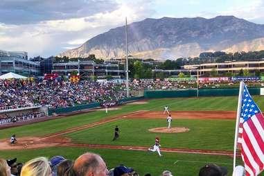 Orem Utah ballpark