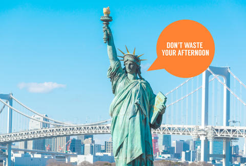 Overrated American Tourist Attractions Thrillist - 10 most overrated cities in the us
