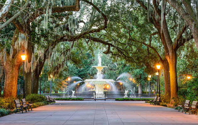 The Most Beautiful Neighborhoods in the South