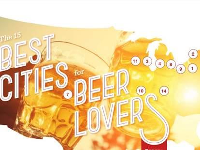Best Cities for Beer Lovers