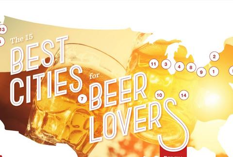 Best Cities for Beer Lovers