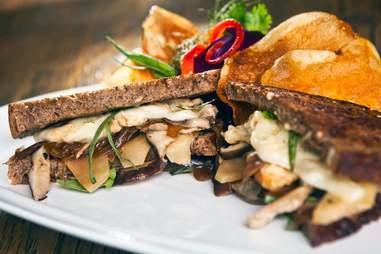 Etch sandwich