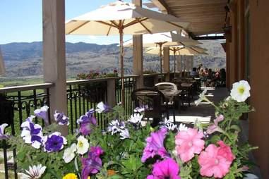 Burrowing Owl winery restaurant