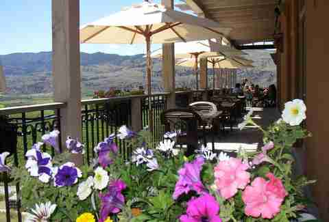 Burrowing Owl winery restaurant