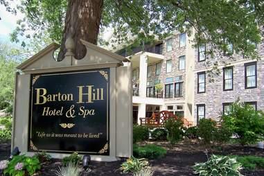 The Barton Hill Hotel and Spa