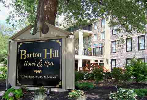 The Barton Hill Hotel and Spa