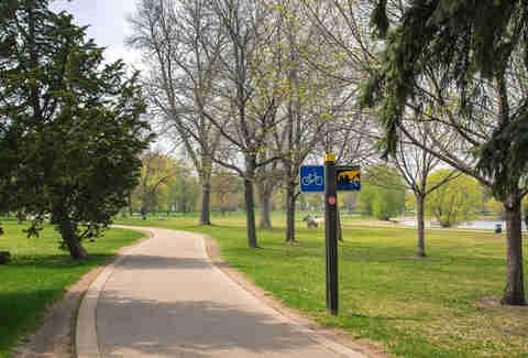Grand Rounds Bike Path