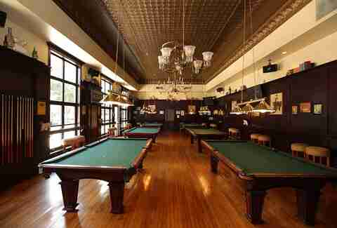pool tables in Chicago